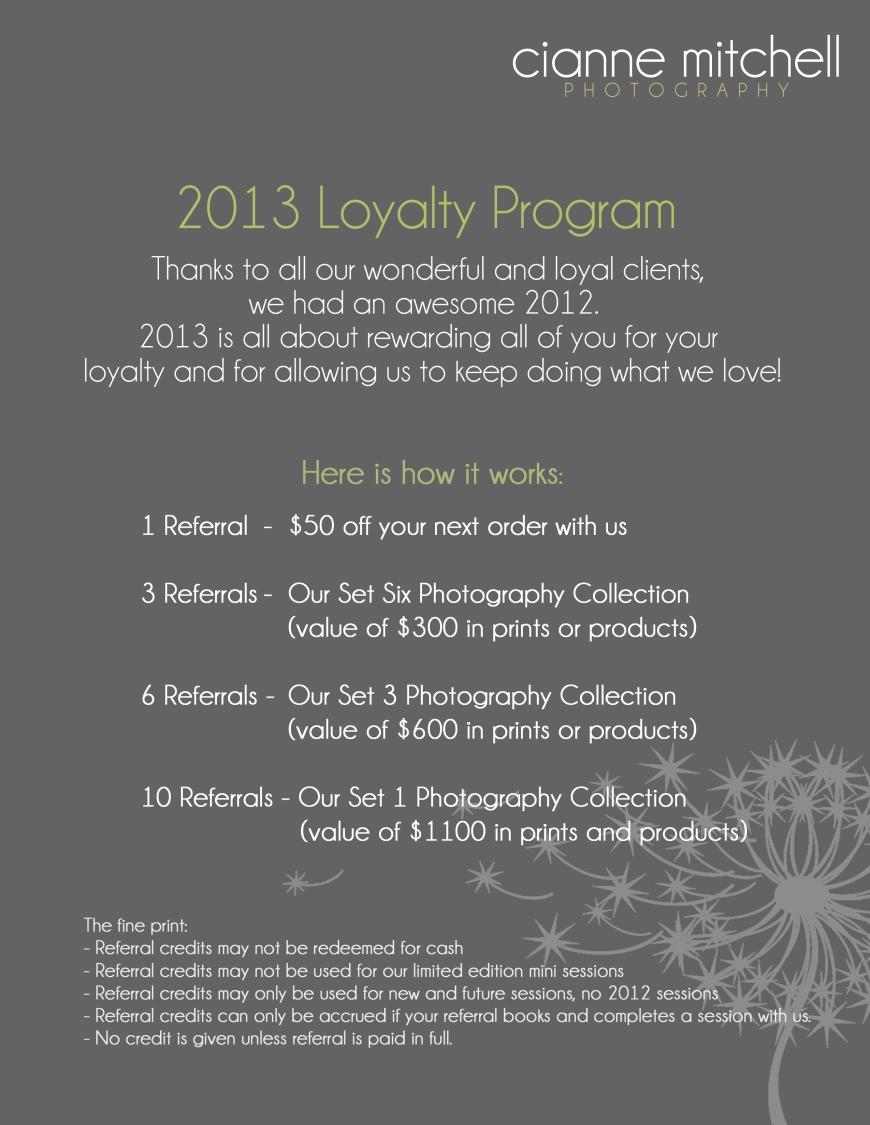 LoyaltyProgram2013