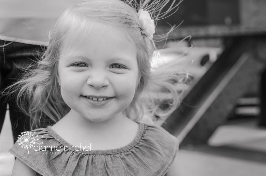Chicago Black & White Child Photographer