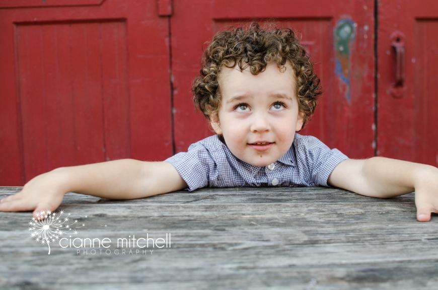 Chicago Urban Child Photographer