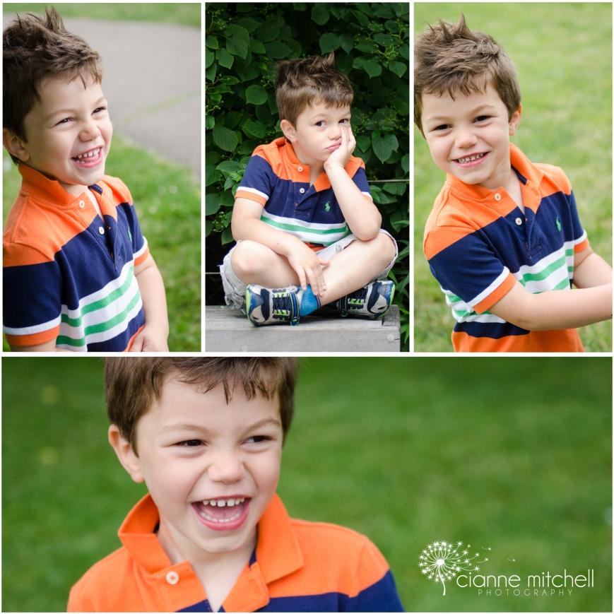 Chicago Children's Photographer