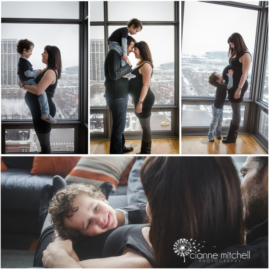 Chicago Pregnancy Photos