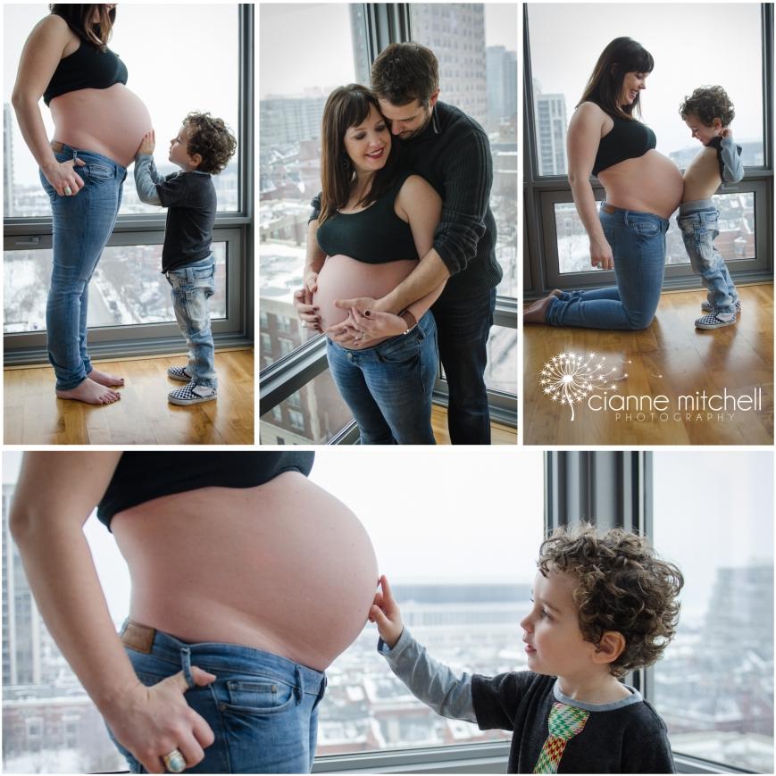 Chicago Maternity Photos